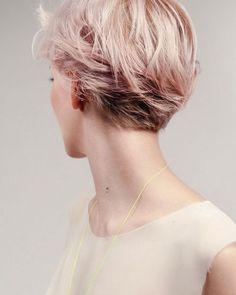 Kurze Haarschnitte für glattes Haar - Kurze Frisuren