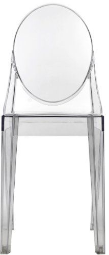 Victorian Ghost Chair Clear Side Chair Armless >>> Continue to the product at the image link.