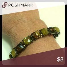 Fall colors bracelet Stretch Jewelry Bracelets