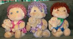 Totally forgot about these. Hugga Bunch Dolls.