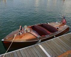 Chris Craft 1941 runabout