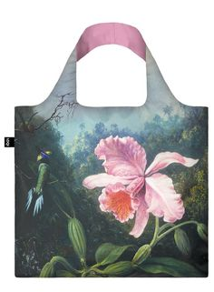 LOQI MUSEUM Collection –  Heade, Still Life with Orchid Bag