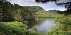 Lago escocés