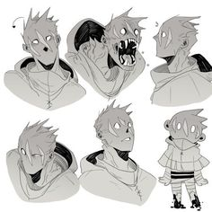 Ideas For Drawing Reference Boy, Character Design Boy, Art Reference Poses, Drawing Reference, Character Drawing, Character Concept, Kid Character, Character Reference, Fantasy Kunst, Fantasy Art, Character Design References