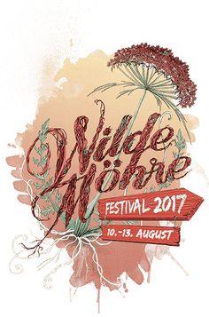 Hören, sehen, fühlen – und ganz viel Musik: Tauche ein ins Wilde Möhre Festival vom 10.-13. August 2017 im grünen Drebkau.