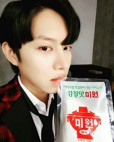 Heechul - SJ 161007 | cr.hxxnim update Instagram