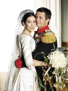Mary and Frederik