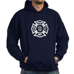 Firefighter Fire Dept Logo Shirts and Gifts For Firefighters Fleece Hoodie, Hooded Sweatshirts, Pullover, Hoodies, Punisher, Personalised Gift Shop, Firefighter Gifts, Firefighter Quotes, Grunge Guys