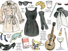 How To Survive The Holidays, 'Breakfast At Tiffany's