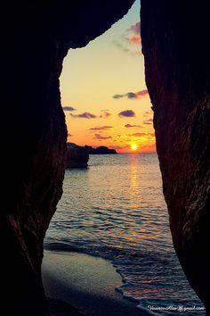 Cyprus sunset..