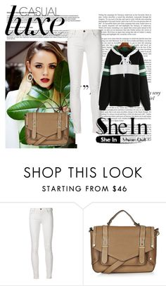 """Sheinside"" by elma-466 ❤ liked on Polyvore featuring Topshop and Haze"