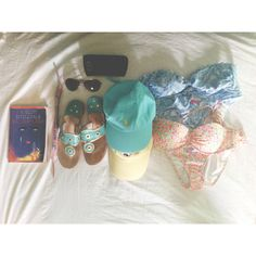 vacation essentials.. lilly, ralph, vineyard vines, southern tide, and good ol' jack rogers