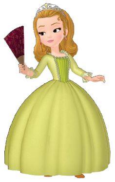Amber Princess Free Images.