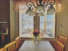 Villa Emmassa | Lily Valance Curtains, Decor, Curtains, Villa, Home Decor