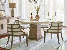 Universal Furniture | Synchronicity | Barrel Chair | 628625