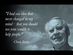 Chuck Feeney on Giving While Living - http://www.flickr.com/photos/134796801@N04/20068202949/