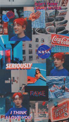 Bts Wallpapers, Bts Backgrounds, Jungkook Aesthetic, Kpop Aesthetic, Aesthetic Pastel, Taehyung, Namjoon, Tumblr Wallpaper, Iphone Wallpaper