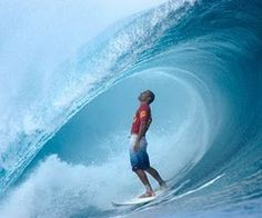 Awesome Ocean Wave Surfing
