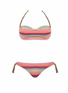 #rainbow #bikini #fullcolors #bikini #PinUpStars