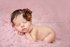 Newborn session idea