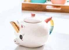The Unicorn Teapot Makes A Proper Magical Drink