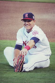 MIKE TROUT OH MY GOD