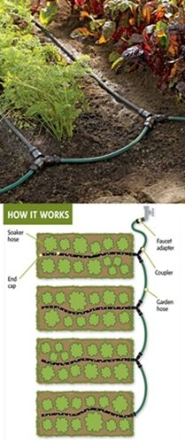 The Homestead Survival | Drip systems for gardens | http://thehomesteadsurvival.com