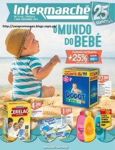 Promoções Intermarché - Antevisão Folheto EXTRA Bebé 19 julho a 1 agosto - http://parapoupar.com/promocoes-intermarche-antevisao-folheto-extra-bebe-19-julho-a-1-agosto/