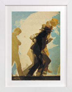 After Muybridge by Terrance Grace at minted.com