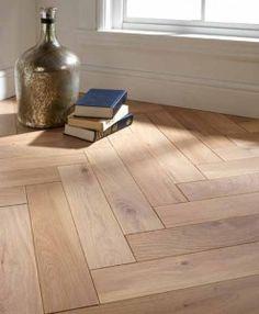 Atkinson & Kirby Renaissance Engineered Blocks Rugby Oak Floor 500mm Rustic Brushed & White Oiled 700756