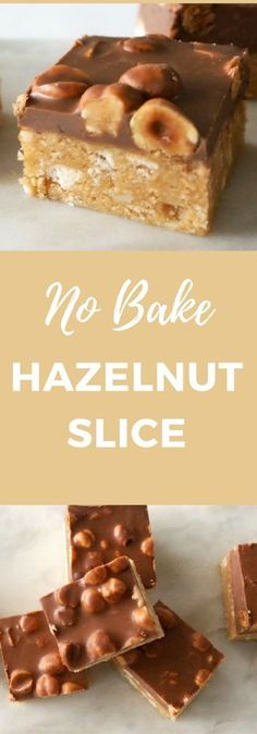 Everyone will go nuts for this delicious, no bake slice. Super easy with or without a Thermomix.
