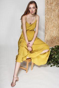 Bandeau Dresses – Sukienka Mala – a unique product by Silkki-Way on DaWanda