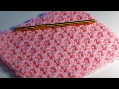 Stitch Of The Week (Delicate Baby Shell Pattern) - YouTube