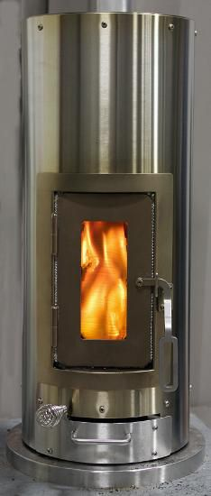 """The Kimberly wood stove is absolutely amazing!  Can be used in small homes, RVs, boats, cabins, etc.  With an EPA emission rating of only 3.2 grams per hour, and a 6"""" clearance to combustible walls - This is one of a kind!"""
