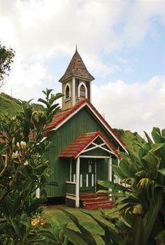 Church In Maui