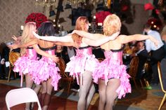 Dancing with Hunnie Kabaret