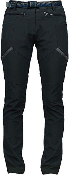 638ab343ab3 Amazon.com  Angel Cola Women s Outdoor Hiking  amp  Climbing Utility  Midweight Pants PW5306