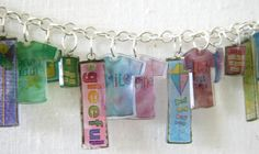 I so want to make this - or at least do printable shrinky dinks with the kids!   http://happytocreate.com/2011/home-for-the-summer/hybrid-craft-shrink-plastic-charms/