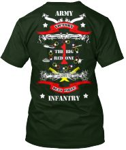 The Big Red One Infantry , Fort Riley, Army