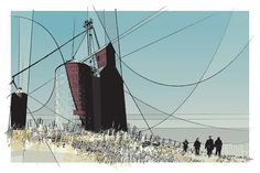 Transistor by omp9 on Etsy, $100.00