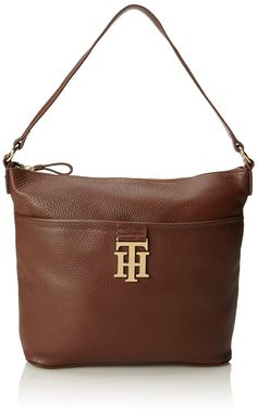 637dfb7b4 Tommy Hilfiger MoNogrammed II Bucket Shoulder Handbag *** Click on the  image for additional