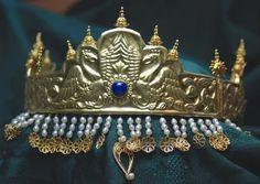 persian crowns and jewlry   Documentation, Taj-kulah (Crown in the Persian style)