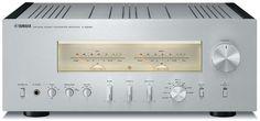 Yamaha série S3000 : ampli Hi-Fi et lecteur CD haut de gamme avec une touche délégance vintage