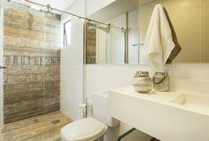 Banheiro Projeto: Haus Engenho -  Produtos: Cerâmica Portinari #ceramicaportinari. Bathrooms - Baños, banho, banheiro.