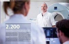 2200 keer in de PET/CT scanner