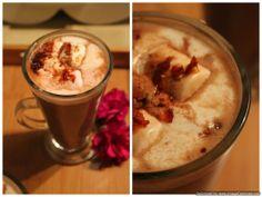 Chilli hot chocolate for the romantics