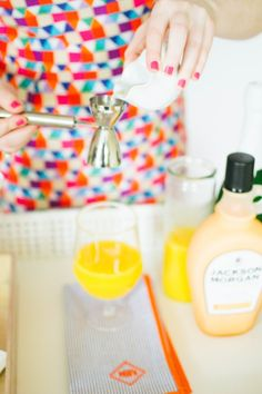 Jackson Morgan Cream Mimosas - Sprinkle of Glam