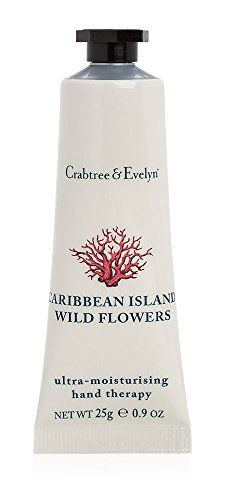Crabtree  Evelyn Ultra Moisturising Hand Therapy Caribbean Island Wild Flowers 09 Oz -- You can find out more details at the link of the image.