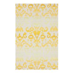 Hand-tufted rug with an ombre ikat-inspired motif.   Product: RugConstruction Material: 100% PolyesterCo...