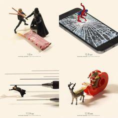 Tatsuya Tanaka miniatures2